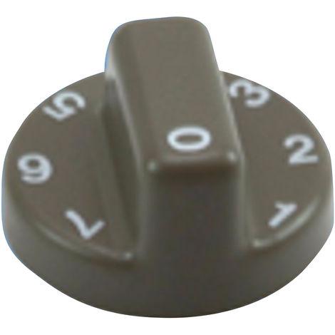 Dometic Thermostat Knob (One Size) (Grey)