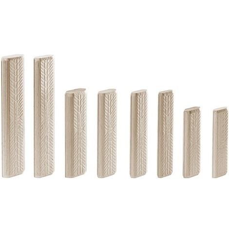 Domino FESTOOL en Hêtre 8X80/190 BU - Boîte de 190 Pièces - 498212