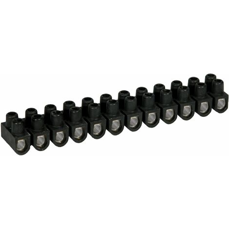 Domino Noir 6 mm² Eur'ohm