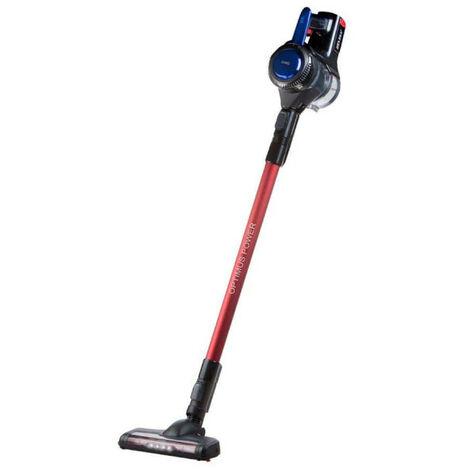 DOMO broom vacuum cleaner on battery 2 in 1 - 0.7L - 21.6V DO222SV