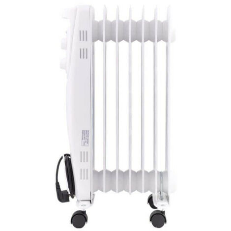 DOMO oil bath radiator DO7318R