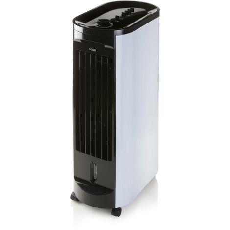 Domo Refroidisseur d'air multifonctionnel, ventilateur et humidificateur avec minuterie