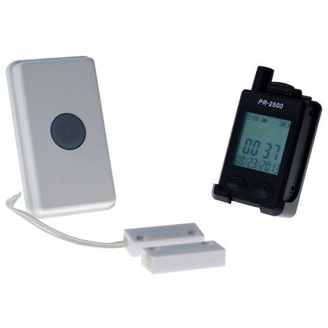 Door Alarm With Portable Pager [006-0830]