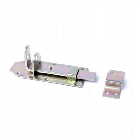 Door latch 75 mm 1.5 mm block