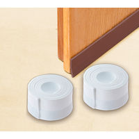 Door seal 2pc white WENKO