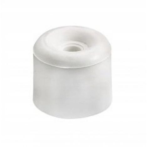 Door stop stop stopper small white New