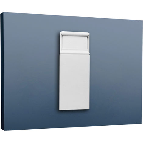 Door Window frame Orac Decor D310 LUXXUS Skirting Plinth Decoration Element strong and impact resistant 25 cm