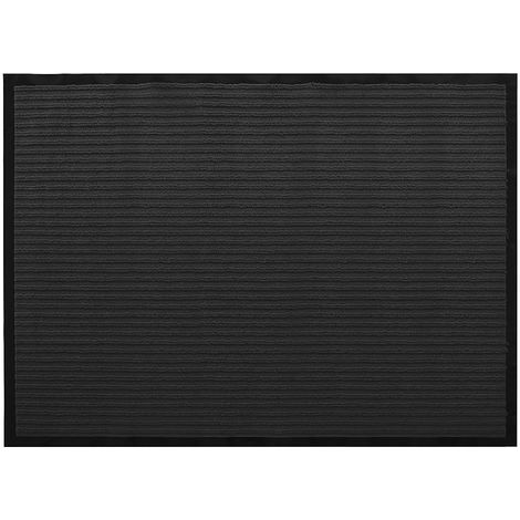 Doormat Dirt trap mat Black 120x90