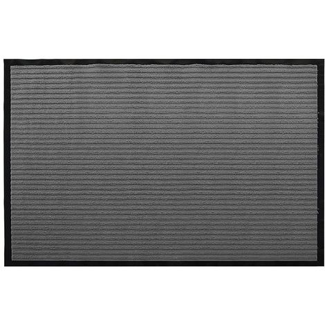 Doormat Dirt trap mat Grey 150x90 Runners