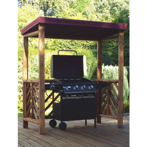 Dorchester BBQ Cooking Station Arbour HB137B
