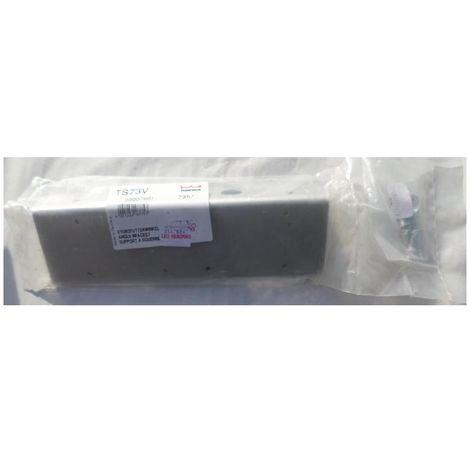 Dorma 28007601 Square Bracket for TS 73V - silver