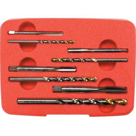 Dormer E500/A002 M4-M8 Tap & Drill Set 8-PCE