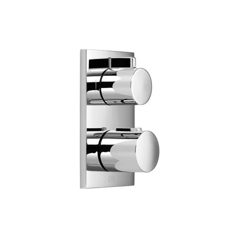 Dornbracht flush-mounted thermostat with one-way volume control 36425670, final assembly kit, colour: Champagne - 36425670-47