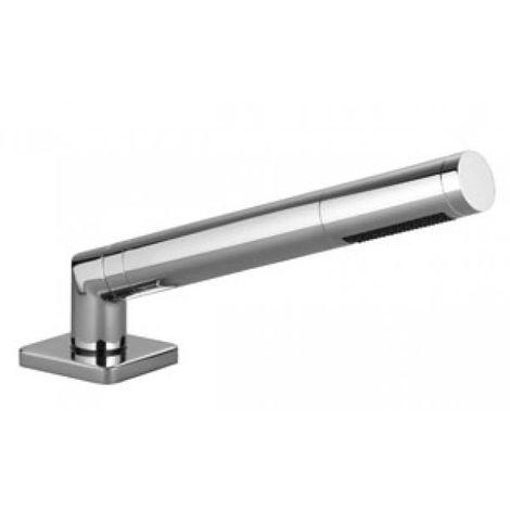 Dornbracht LULU Kit de ducha para montaje en el borde de la bañera, 27702710, color: Mate platino - 27702710-06
