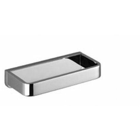 Dornbracht LULU toallero cuadrado, 83200710, color: Mate platino - 83200710-06