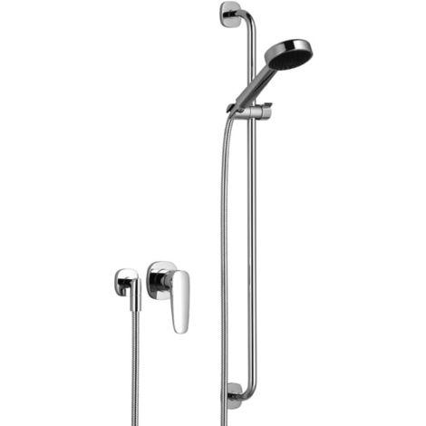 Dornbracht Mezclador de ducha empotrado suave Mezclador monomando con kit de ducha, 36010720 - 36010720-00
