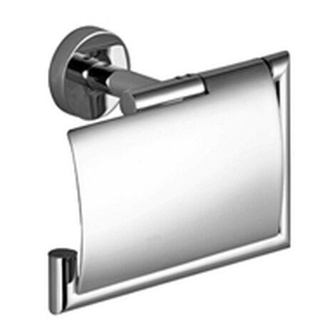 Dornbracht Papierrollenhalter mit Deckel Meta 83510979 schwarz matt