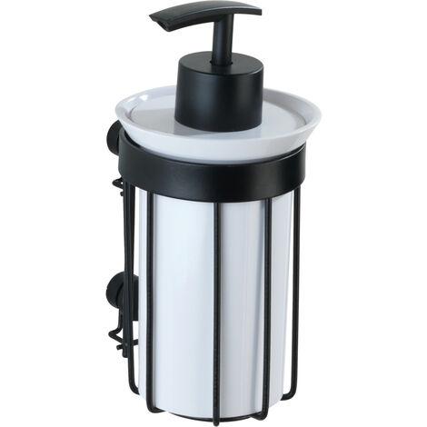 Dosificador de jabón Classic Plus negro