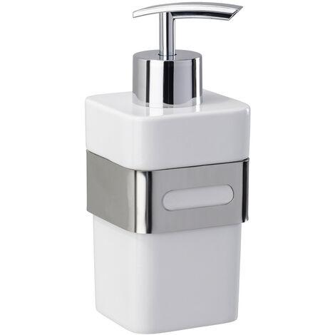 Dosificador de jabón de acero fino Premium Plus WENKO