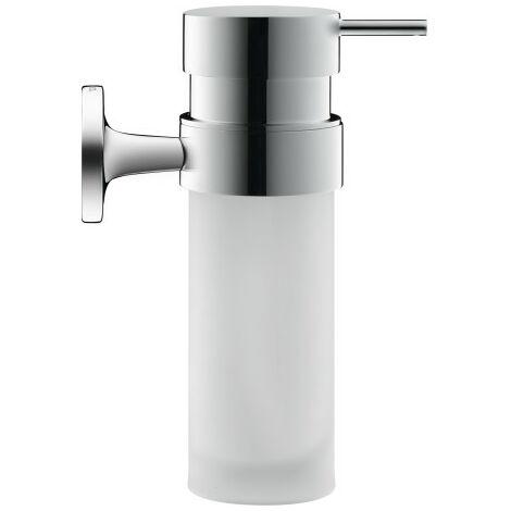 Dosificador de jabón Duravit Starck T 009935 para montaje en pared, color: cromado - 0099351000