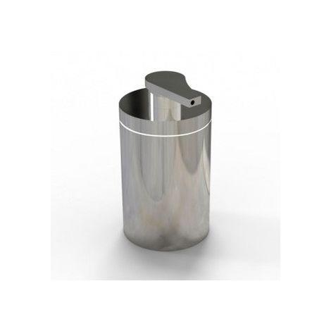 Dosificador de jabón líquido SDVSS de acero inoxidable de alta calidad - Serie VERSA