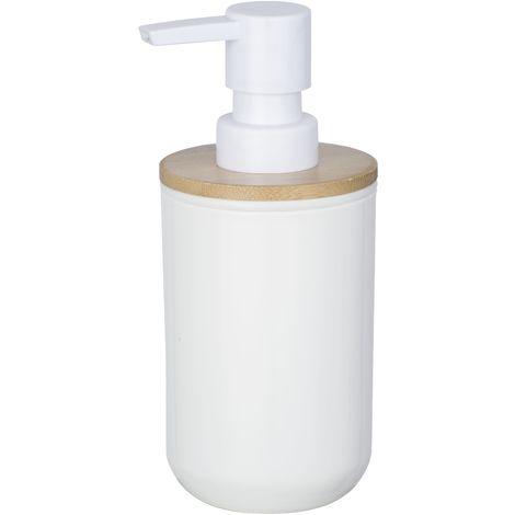 Dosificador de jabón Posa blanco