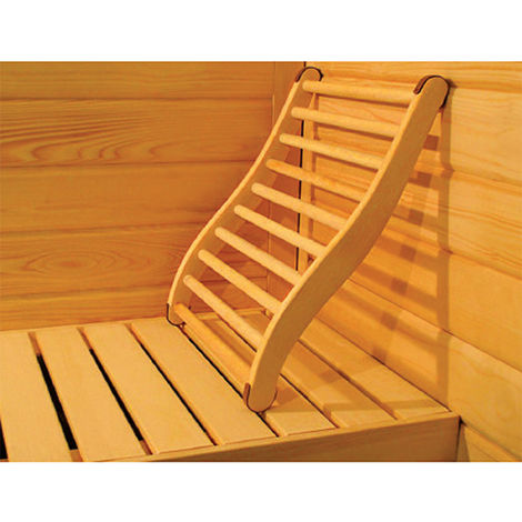 Dossier Confort pour sauna - France Sauna