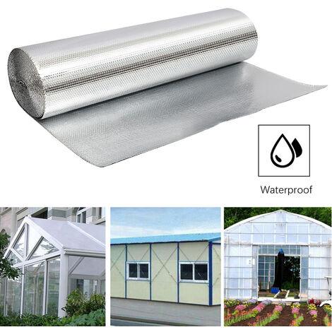 "main image of ""Double Bubble Aluminium Foil Warm Insulation for Loft Shed, 1.2x10M"""