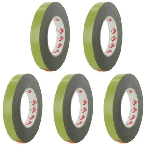 Double face Mousse noir SCAPA 5589 19mm x 10m x 5