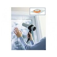 Double Glazing Film - Window Draught Exclusion - EASY FIT - 9m2