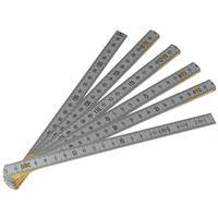 Double mètre pliant Dural DIMOS - 155572