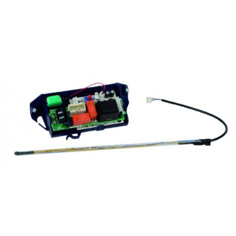 Double mono cast iron circulating pump 230V - ATLANTIC : 070216