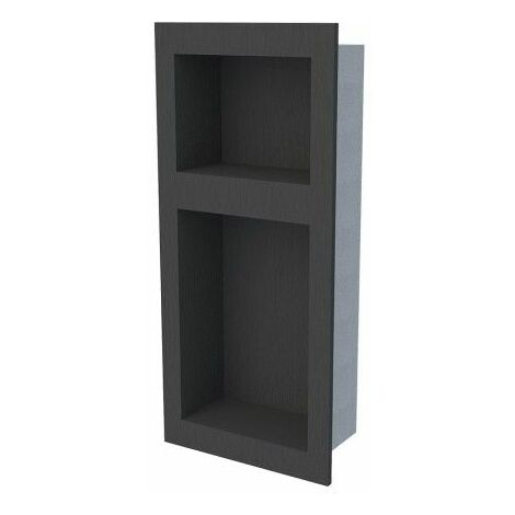 Double niche en EPS prête à carreler 310x210 & 160x210 pour hammam salle de bain et tous milieux humides