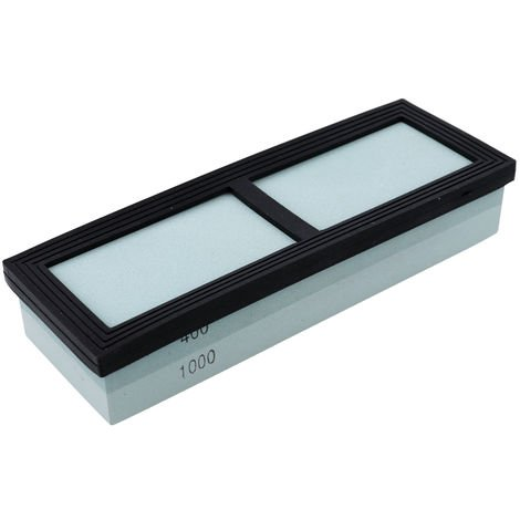 Double Sided Sharpening Stone With Silica Gel Layer