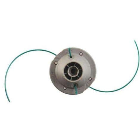 Double wire head RYOBI Pro Cut II 2.7mm for brushcutters - 10 strands RAC113