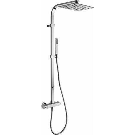 Douche avec colonne Paffoni CITY ZCOL665 | Chromé