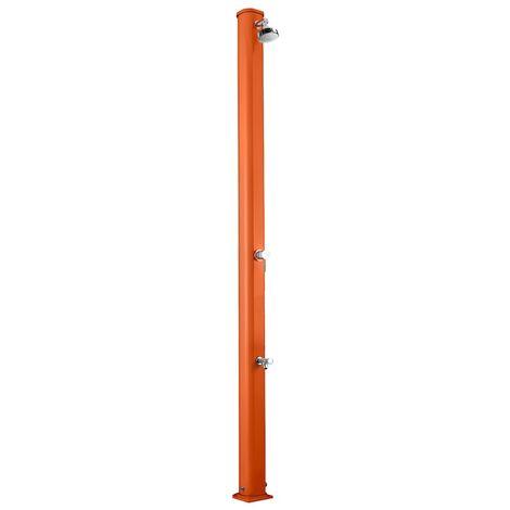 Douche solaire Jolly S Rincepieds Gris Arkema Design A620/7016