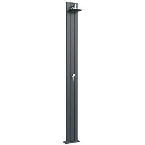 Douche solaire Spring S Mitigeur Gris Arkema Design A200/7016