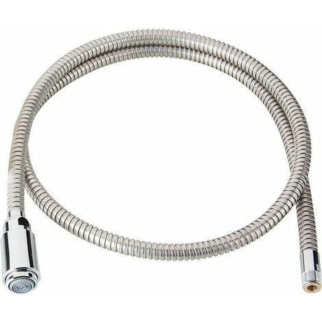 Douchette manuelle Eichelberg complète avec tuyau pour évier 44044326