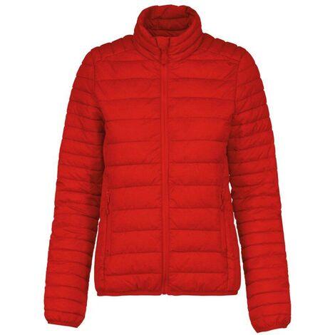 Doudoune légère FEMME KARIBAN Rouge XL