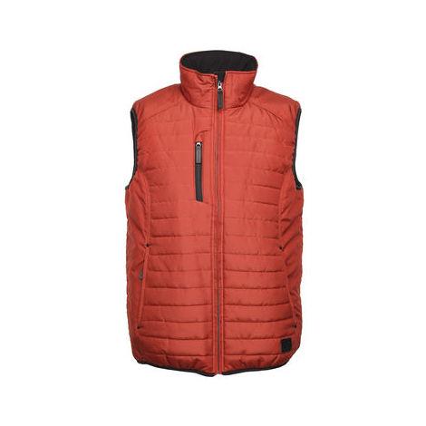 Doudoune sans manche Orsa BOSSEUR - Orange - Taille XL - 11266-010