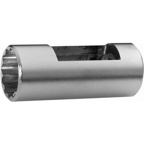 Douille 1/2'' pour injecteurs diesel pilotés 12 pans Facom D27A