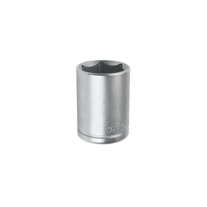 acier au chrome vanadium A satinée 6 pans,carré 1//2-12,7 mm Douille 36 mm