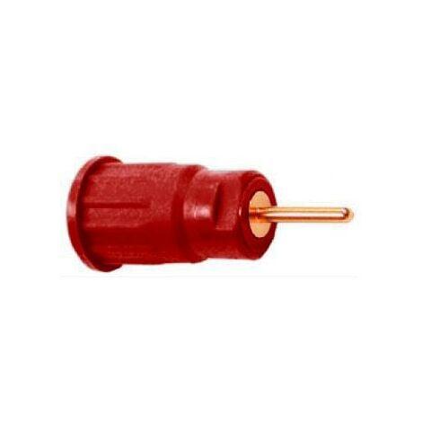 Douille banane de sécurité Stäubli SLB4-F/A 23.3070-22 rouge 1 pc(s) D12259