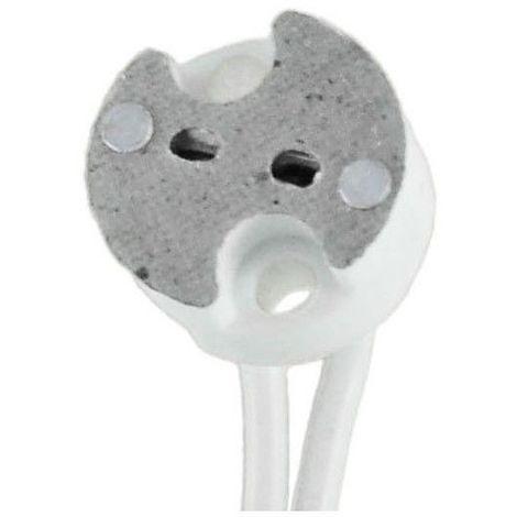 Douille céramique GU5.3 12V