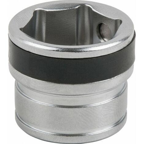 Douille de vidange magnétique 6 pans, 18 mm