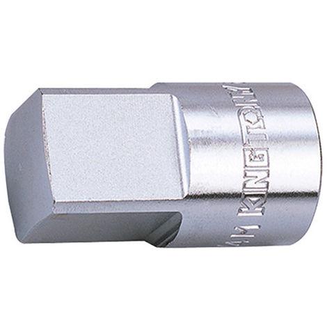 Douille de vidange métrique 4 pans 1/2 - 10 mm L. 35 mm - -