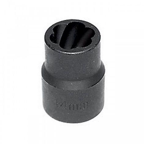 Douille d'extracteur 1/2 17 mm Kraftwerk 3058-17 21.18