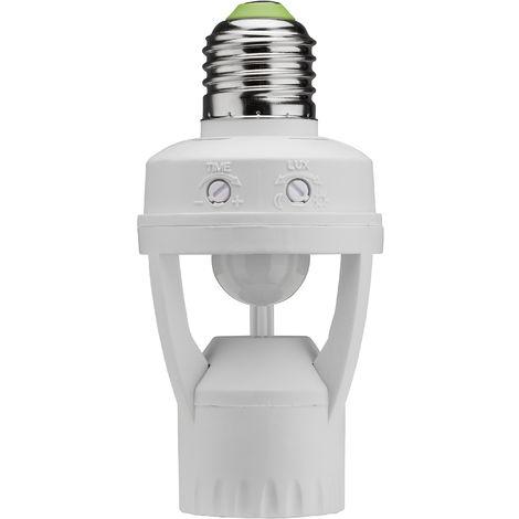 Douille E27 avec détecteur de mouvements - Debflex