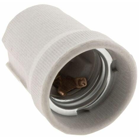 Douille E27 Porcelaine à vis